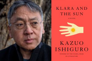 New & Noted with Kazuo Ishiguro
