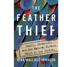 Author Talk: The Feather Thief with Kirk Wallace J...