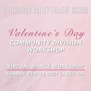 Valentine's Day Virtual Dance Workshop