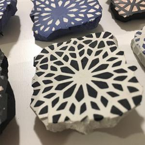 Virtual Jewelry Workshop: Concretion (Concrete Jewelry) with Michael Nashef