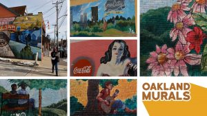 Murals of Oakland