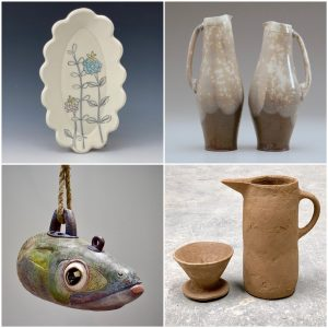 Virtual Ceramics Workshops