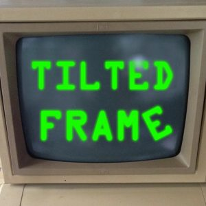 Tilted Frame @ Home at the Pittsburgh Fringe Festival