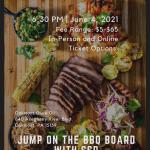 Jump on the BBQ Board with Shana Simmons Dance