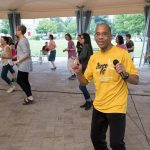 Dance and Be Fit With Roland