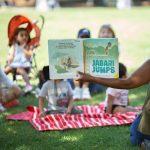 Storytime in Schenley Plaza