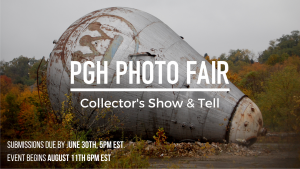 Collector Show and Tell | PGH Photo Fair