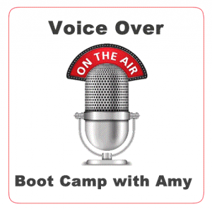 Voice Over Boot Camp with Amy