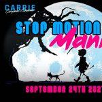 Carrie Carpool Cinema—Stop Motion Mania