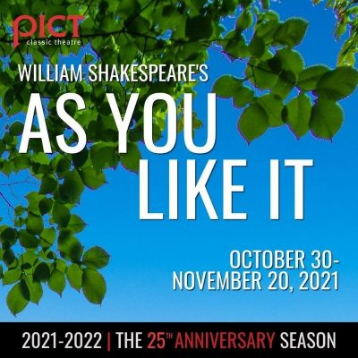 As You Like It at PICT Classic Theatre