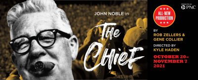 John Nobel in The Chief