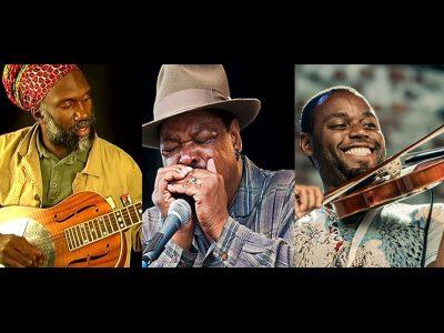 True Blues with Corey Harris, Phil Wiggins and Cedric Watson