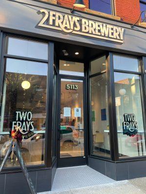 Scott Kowalski Exhibit @ Two Frays Brewery - Nov U...
