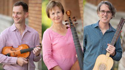 Chatham Baroque: The Art of the Trio (at Calvary E...