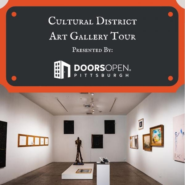 Cultural District Art Gallery Tour presented by DO...