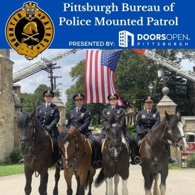 Pittsburgh Bureau of Police Mounted Patrol