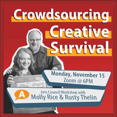 Crowdsourcing Creative Survival