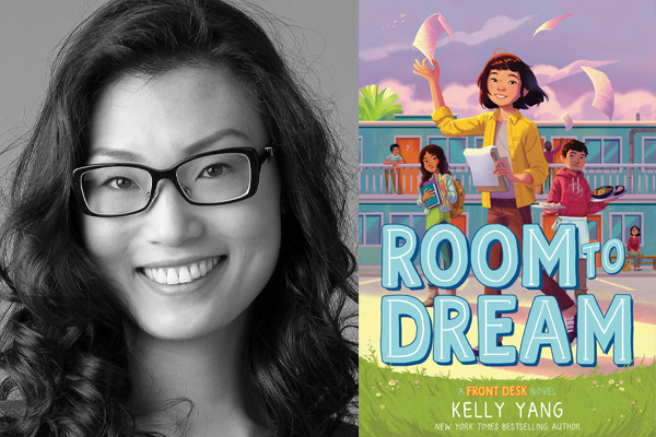 Words & Pictures with Kelly Yang, Presented by...
